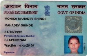 Pan card download, correction pan card And apply new pan card online 2021-22